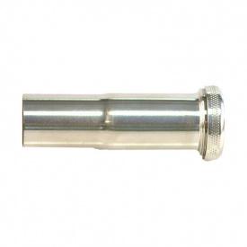 Соединитель для удлинителя VIEGA 1,1/2x40 мм (латун хром с фланцем и прокладкой)