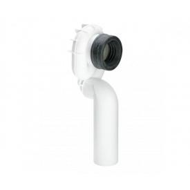 Сифон для писсуара вакуумный VIEGA 50x50 мм (пласт верт )