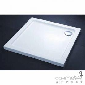 Квадратный душевой поддон Devit Comfort 90x90x5.5 FTR2123