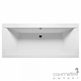 Прямоугольная акриловая ванна 190x90 Devit Graphics 19090126