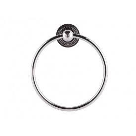 Кольцо для полотенца KUGU Eldorado 804C Хром (3496)