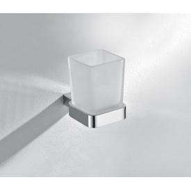 Стакан для зубных щеток ASIGNATURA Intense 65601800 Хром (5300)