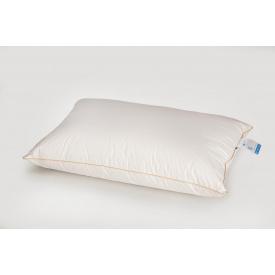 Подушка IGLEN пухо-перьевая 30% пух 70% мелкое перо 70x70 см Белая (70704)