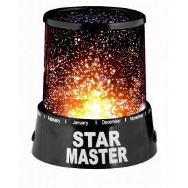 Ночник-проектор звездного неба Supretto Star Master (B120)