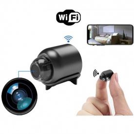 Миниатюрная камера wifi Boblov R-20 Full HD 1080P (100671)