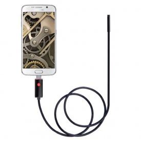 USB эндоскоп для смартфона и ноутбука HD 480P Kerui 560H 10 м 5.5 мм (100402)