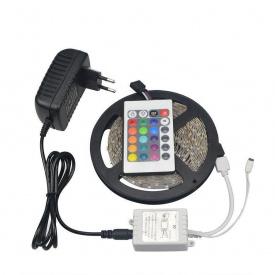 Светодиодная лента RGB 3528 LED 5 м (3528RGB)