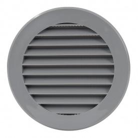 Вентиляционная нерегулируемая решетка Europlast VR125P