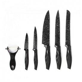 Набор ножей Supretto Сила гранита (5563)