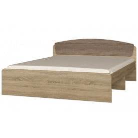 Кровать Эверест Астория 160 х 200 сонома комби