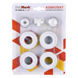 Комплект футорок Polmark 1/2'x1'
