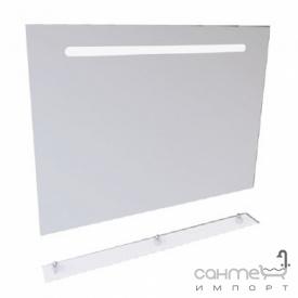 Зеркало с LED-подсветкой и полочкой Radaway 100 D2101-1075