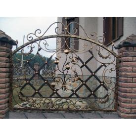 Забор кованый ЧП Брама Беатрис