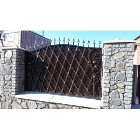 Забор кованый ЧП Брама Щит