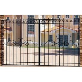 Ворота ковані ПП Брама Ельза