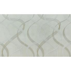 Шпалери для стін в спальню на флізеліновій основі LS Шлейф Декор світло-сірий ДХС-1458/1 1,06х10,05 м