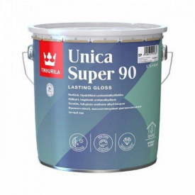 Лак уретано-алкидный Tikkurila unica super 90 2.7