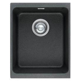 Кухонная мойка Franke KBG 110-34 гранит оникс 125.0158.601