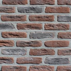 Фасадна плитка Loft Brick МФ 50 NEW Червоно-коричневий
