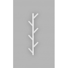 Полотенцесушитель водяной лесенка Genesis Aqua Albero 100 см Белый