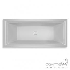 Акриловая ванна с панелью Riho Still Square Elite L 170x75 (левосторонняя) BD1400500000000
