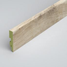 Плинтус напольный Classen Green Prestige 80 MDF L3751 Goldap Oak