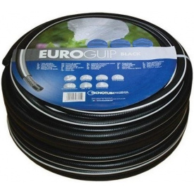 Шланг садовый TECNOTUBI Euro GUIP BLACK 50 м (EGB 1 50)