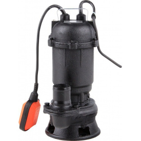 Насос чугунный для грязной воды с измельчителем FLO 450 вт 16000 л/ч 9 м (79880)