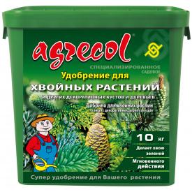 Удобрение для хвойных растений Agrecol, 14-14-21 (30243)