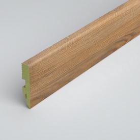 Плинтус напольный Classen Green Prestige 80 MDF 7944F05 Caledonian Oak