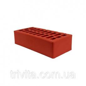 Кирпич облицовочный ProKeram М-150 вишневый (Прокерам)