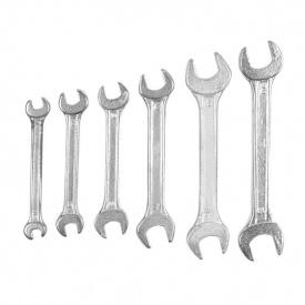 Ключи рожковые Sigma 6шт 6-17мм standard (701106z)