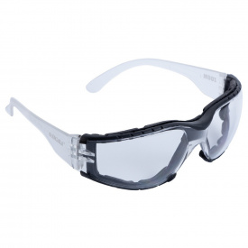 Очки защитные c обтюратором Zoom anti-scratch, anti-fog (прозрачные) Sigma (9410851)