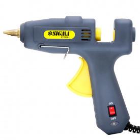 Пистолет термоклеевой с выключателем Ø11.2мм 100Вт SIGMA (2721101)