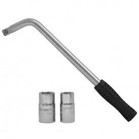Ключ балонный L-образный 17х19/21х23мм Sigma (6033131)