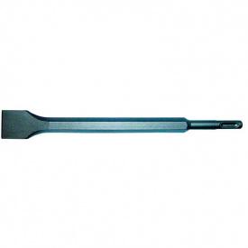 Зубило плоское с напайкой с SDS-plus хвостовиком Sigma 19х600х20мм (1800331)