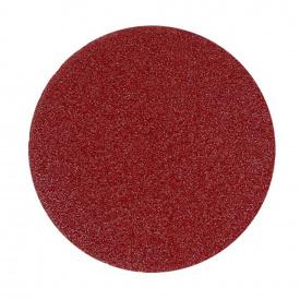 Шлифовальный круг без отверстий на липучке 10шт диаметр125мм зерно 80 Sigma (9121081)