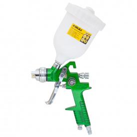 Краскораспылитель Sigma HVLP O1.3 с в/б (зеленый) (6812101)