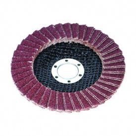 Круг лепестковый торцевой Sigma O115мм зерно 80 (9171081)