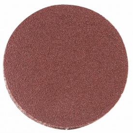 Шлифовальный круг без отверстий диаметр75мм P100 (10шт) SIGMA (9120661)