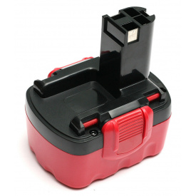 Аккумулятор PowerPlant для шуруповертов и электроинструментов BOSCH GD-BOS-14.4(A), 14.4 V, 2 Ah, NICD (DV00PT0031)