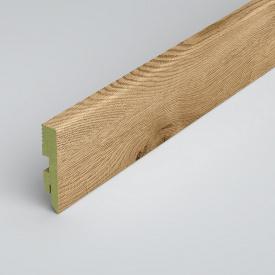 Плинтус напольный Classen Green Prestige 80 MDF L3940 Sabi Oak