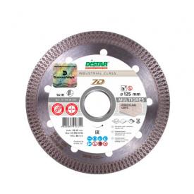 Алмазный диск Distar 1A1R 125x1,4x10x22,23 Multigres (11115494010)