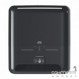 Диспенсер для рулонных полотенец с сенсором Intuition для общественных санузлов Tork Matic 551108 черный