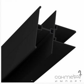 Соединительный АT 198 профиль для изделий Ravak Supernova E119800023 черный