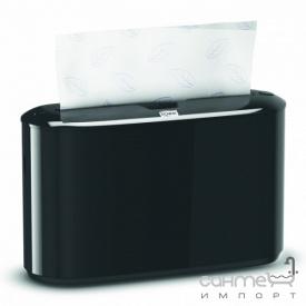 Настольный диспенсер для бумажных полотенец Tork Xpress Multifold 552208 черный