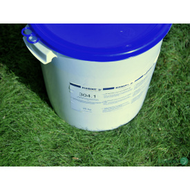 2-х компонентный клей KLEIBERIT 304.1 — группа нагрузки D4 для водостойких соединений (ведро 26 кг)