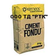 CIMENT FONDU® (Kerneos) Глиноземистый цемент плавленный