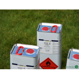 Контактный клей KLEIBERIT 152.5 на каучуковой основе (канистра 4,5 кг)/выдержка 4–6 мин.