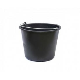 Строительное ведро пластиковое с носиком (12л)